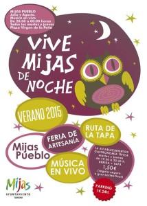 Vive Mijas de Noche - Hotel Yaramar Fuengirola