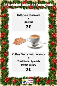 III Navidad Dulce - Hotel Yaramar Fuengirola
