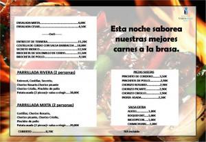 Barbacoas en el Chiringuito Rivera - Hotel Yaramar Fuengirola
