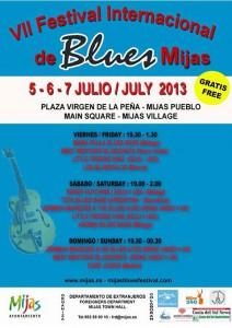 Blues Mijas