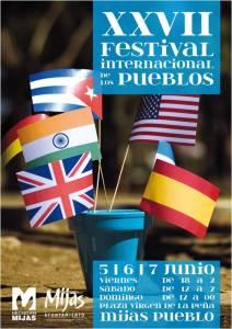 Festival Internacional de los Pueblos de Mijas - Hotel Yaramar Fuengirola.