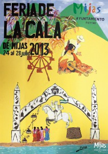 Feria de La Cala de Mijas 2013 - Hotel Yaramar Fuengirola