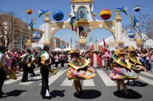 Feria Internacional de Los Pueblos - Hotel Yaramar Fuengirola