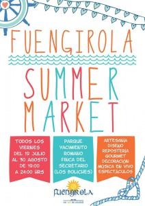 Fuengirola Summer Market - Hotel Yaramar Fuengirola