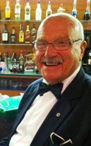 Geoffrey Harrison - Hotel Yaramar Fuengirola