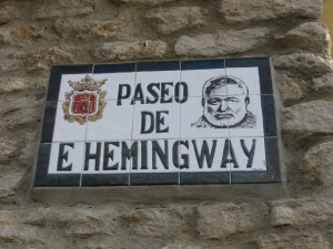 Hemingway y Ronda - Hotel Yaramar Fuengirola