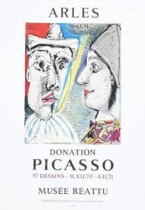 Exposición de carteles de Picasso - Hotel Yaramar Fuengirola