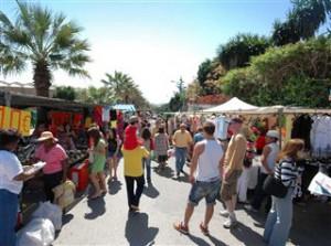 Mercadillos en la Costa del Sol - Hotel Yaramar Fuengirola