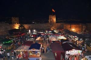Mercado Medieval de Fuengirola 2015 - Hotel Yaramar Fuengirola