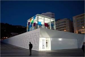 Museo Pompidou Malaga - Hotel Yaramar Fuengirola