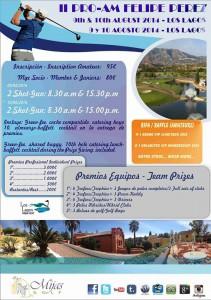 II Pro-Am Felipe Perez - Hotel Yaramar Fuengirola