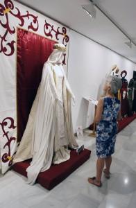 Exposición de vestuario de la serie