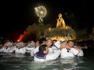 El Día del la Virgen del Carmen - Hotel Yaramar Fuengirola