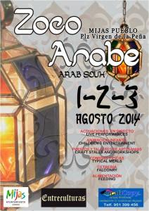 Zoco árabe en Mijas - Hotel Yaramar Fuengirola