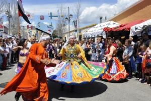 Feria de los Pueblos 2016 - Hotel Yaramar Fuengirola