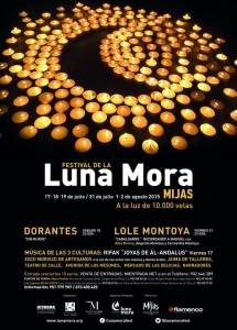 Luna Mora de Mijas 2015 - Hotel Yaramar Fuengirola