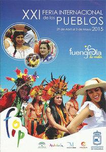 Feria Internacional de los Pueblos 2015 - Hotel Yaramar Fuengirola