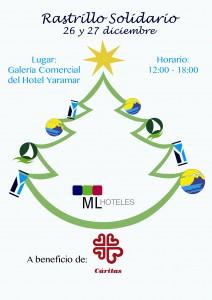 Rastrillo Solidario en el Hotel Yaramar - Hotel Yaramar Fuengirola