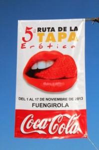 Ruta de la Tapa Erótica de Fuengirola - Hotel Yaramar Fuengirola