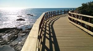 Senda litoral - Hotel Yaramar Fuengirola